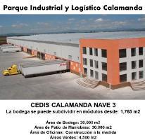 Foto de nave industrial en renta en calamanda 3 - carretera mexico qro kilometro +57 nd, calamanda, el marqués, querétaro, 754149 No. 01