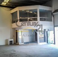 Foto de nave industrial en renta en  , niños héroes, tampico, tamaulipas, 0 No. 01