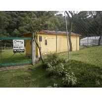 Foto de terreno habitacional en venta en  nonumber, cañada de cisneros, tepotzotlán, méxico, 974865 No. 01