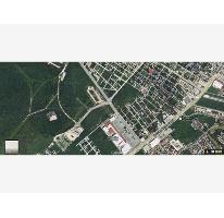 Foto de terreno habitacional en venta en calle 17 sur y 80 avenida, ejidal, solidaridad, quintana roo, 602569 no 01