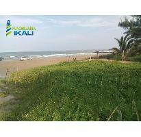 Foto de terreno habitacional en venta en  nonumber, playa azul, tuxpan, veracruz de ignacio de la llave, 2696351 No. 01