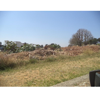Foto de terreno habitacional en venta en  nonumber, real de tetela, cuernavaca, morelos, 1762214 No. 01