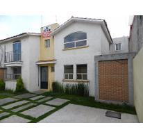 Foto de casa en venta en  , nueva oxtotitlán, toluca, méxico, 2755439 No. 01