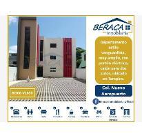 Foto de departamento en venta en  , nuevo aeropuerto, tampico, tamaulipas, 2865461 No. 01