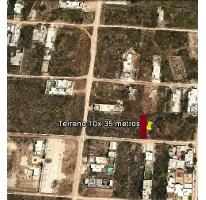 Foto de terreno habitacional en venta en  , nuevo yucatán, mérida, yucatán, 2614151 No. 01