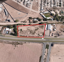Foto de terreno comercial en renta en  , nuevo zaragoza, juárez, chihuahua, 1759678 No. 01