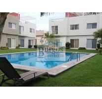 Foto de casa en condominio en venta en  , oacalco, yautepec, morelos, 3694740 No. 01