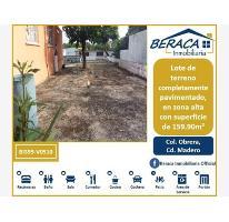 Foto de terreno habitacional en venta en  , obrera, ciudad madero, tamaulipas, 2821782 No. 01