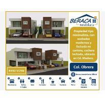 Foto de casa en venta en  , obrera, ciudad madero, tamaulipas, 2854042 No. 01