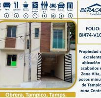Foto de casa en venta en  , obrera, tampico, tamaulipas, 3751829 No. 01