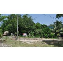 Foto de terreno habitacional en venta en  , obrera, tuxpan, veracruz de ignacio de la llave, 1255113 No. 01