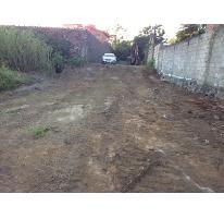 Foto de terreno habitacional en venta en  , ocotepec, cuernavaca, morelos, 2595524 No. 01