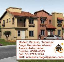 Foto de casa en venta en ojo de agua, los arcos, tecámac, estado de méxico, 1933788 no 01