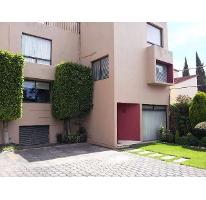 Foto de casa en condominio en renta en, olivar de los padres, álvaro obregón, df, 2344376 no 01