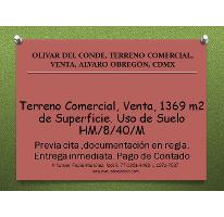 Foto de nave industrial en venta en  , olivar del conde 1a sección, álvaro obregón, distrito federal, 2602517 No. 01