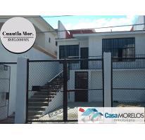Foto de casa en venta en, otilio montaño, cuautla, morelos, 1663928 no 01