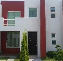 Foto de casa en venta en  , oyamel, pachuca de soto, hidalgo, 0 No. 01