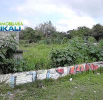 Foto de terreno comercial en venta en avenida puebla , palma sola, poza rica de hidalgo, veracruz de ignacio de la llave, 2654067 No. 01