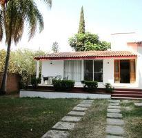 Foto de casa en venta en  , palmira tinguindin, cuernavaca, morelos, 4666679 No. 01
