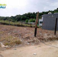 Foto de terreno habitacional en venta en papantla, salvador allende, poza rica de hidalgo, veracruz, 1630020 no 01