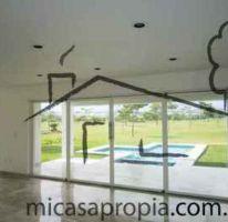 Foto de casa en condominio en venta en, paraíso country club, emiliano zapata, morelos, 1076659 no 01