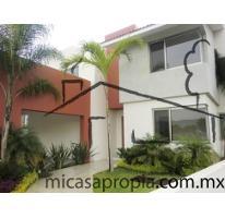 Foto de casa en venta en  , paraíso country club, emiliano zapata, morelos, 1076717 No. 01
