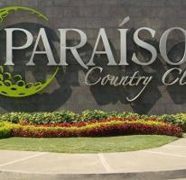 Foto de terreno habitacional en venta en  , paraíso country club, emiliano zapata, morelos, 2762180 No. 01