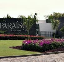 Foto de terreno habitacional en venta en  , paraíso country club, emiliano zapata, morelos, 3391136 No. 01