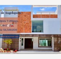 Foto de casa en venta en parque guanajuato 2, lomas de angelópolis ii, san andrés cholula, puebla, 0 No. 01