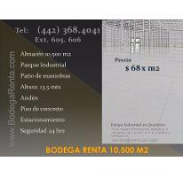 Propiedad similar 2517455 en Parque Industrial El Marqués.