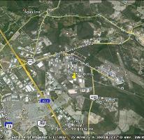 Foto de terreno industrial en venta en parque industrial milenium 0, parque industrial milenium, apodaca, nuevo león, 0 No. 01