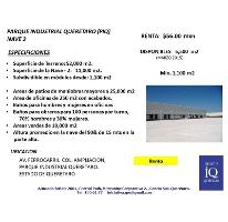 Foto de nave industrial en renta en parque industrial queretaro 1, querétaro, querétaro, querétaro, 754145 No. 01
