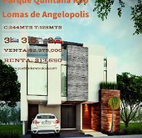 Foto de casa en venta en parque quintana roo , lomas de angelópolis privanza, san andrés cholula, puebla, 0 No. 01