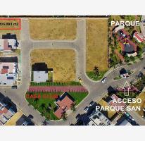 Foto de terreno habitacional en venta en parque san josé 1, lomas de angelópolis ii, san andrés cholula, puebla, 4425610 No. 01