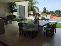 Foto de casa en venta en  000, club de golf, cuernavaca, morelos, 1398347 No. 01