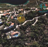 Foto de terreno habitacional en venta en paseo de la cima 10, la cima, acapulco de juárez, guerrero, 3322864 No. 01