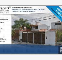 Foto de casa en venta en paseo de los burgos 1, burgos, temixco, morelos, 0 No. 01