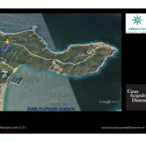Foto de terreno habitacional en venta en paseo de los manglares, 3 de abril, acapulco de juárez, guerrero, 629457 no 01