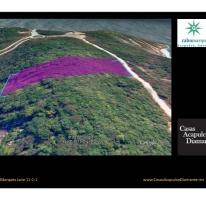 Foto de terreno habitacional en venta en paseo de los manglares, 3 de abril, acapulco de juárez, guerrero, 763441 no 01
