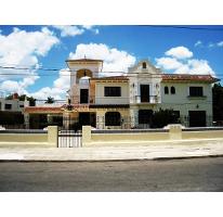 Foto de casa en venta en, paseo de montejo, mérida, yucatán, 1176717 no 01