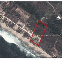 Foto de terreno habitacional en venta en paseo playa larga 21, aeropuerto, zihuatanejo de azueta, guerrero, 1710694 no 01