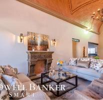 Foto de casa en venta en paseo real , la lejona, san miguel de allende, guanajuato, 4015520 No. 01
