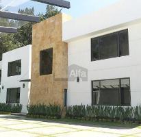 Foto de casa en venta en paseo san josé , san carlos, metepec, méxico, 4538323 No. 01