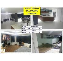 Foto de casa en venta en  , paseos del bosque, naucalpan de juárez, méxico, 2823324 No. 01