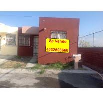 Foto de casa en venta en  , paseos del valle, tarímbaro, michoacán de ocampo, 2575563 No. 01
