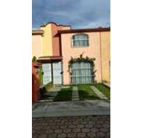 Foto de casa en renta en  , paseos del valle, toluca, méxico, 2835371 No. 01