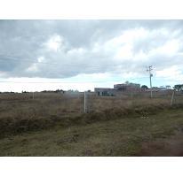 Foto de terreno habitacional en venta en  , paseos san martín, toluca, méxico, 2961904 No. 01