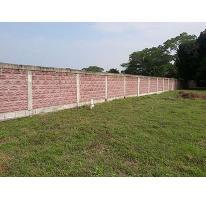 Foto de terreno habitacional en venta en  , paso del toro, medellín, veracruz de ignacio de la llave, 2788151 No. 01