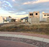 Foto de terreno habitacional en venta en pedregal de schoenstatt , tejeda, corregidora, querétaro, 3303722 No. 01