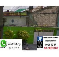Foto de casa en venta en  00, presidentes de méxico, iztapalapa, distrito federal, 2915403 No. 01